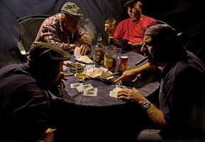 Poker Quartet