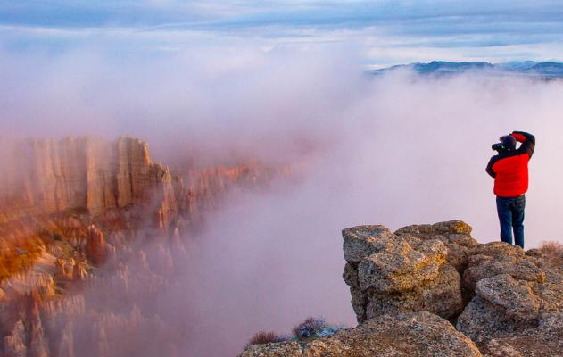 My Favorite: Bryce Canyon Sunrise