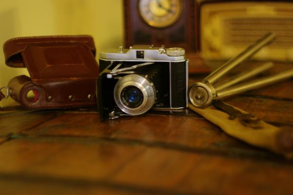 Presica: My First Camera