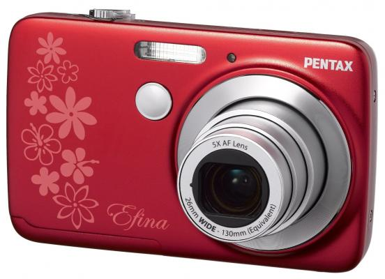 Pentax Efina: New Compact Camera