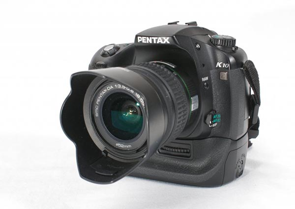 Durability of the Pentax K10D
