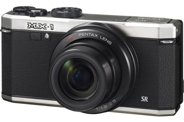 Pentax MX-1 Now in Stock