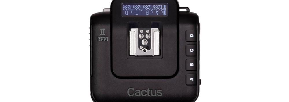 Cactus Enhances Wireless Flash Capabilities for Pentax