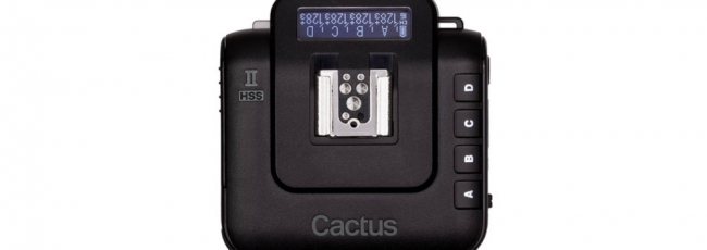 Cactus Enhances Wireless Flash Capabilities for Pentax