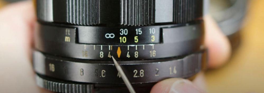 PentaxTips: Spotting the 8-Element Super Takumar 50mm f/1.4