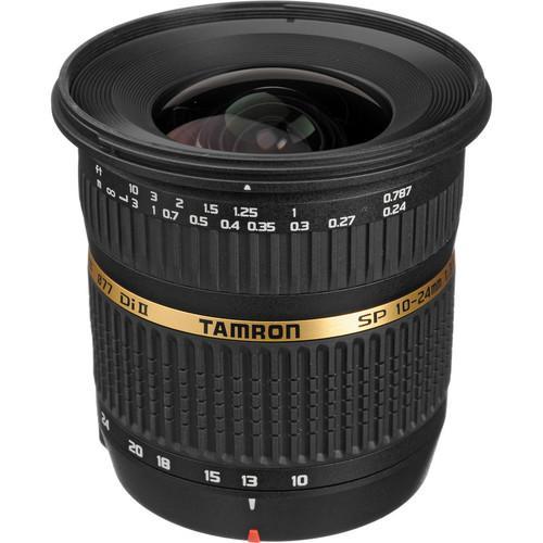 Tamron 10-24mm F3.5-4.5 Di II