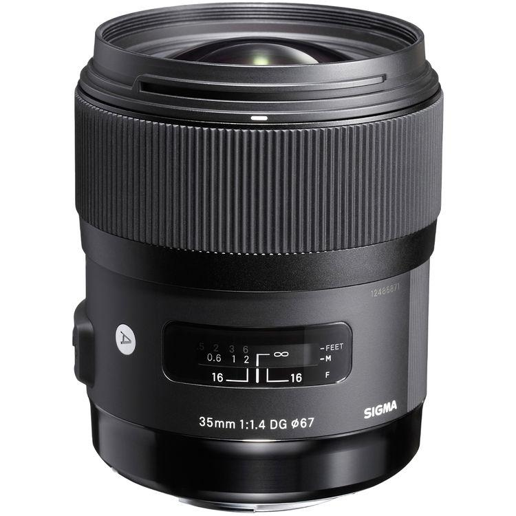 Sigma 35mm F1.4 DG HSM A