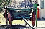 Old Wagon at Afsaal KNP