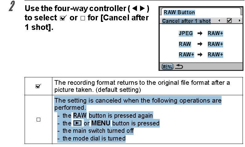 Name:  RAW button.JPG Views: 269 Size:  63.1 KB