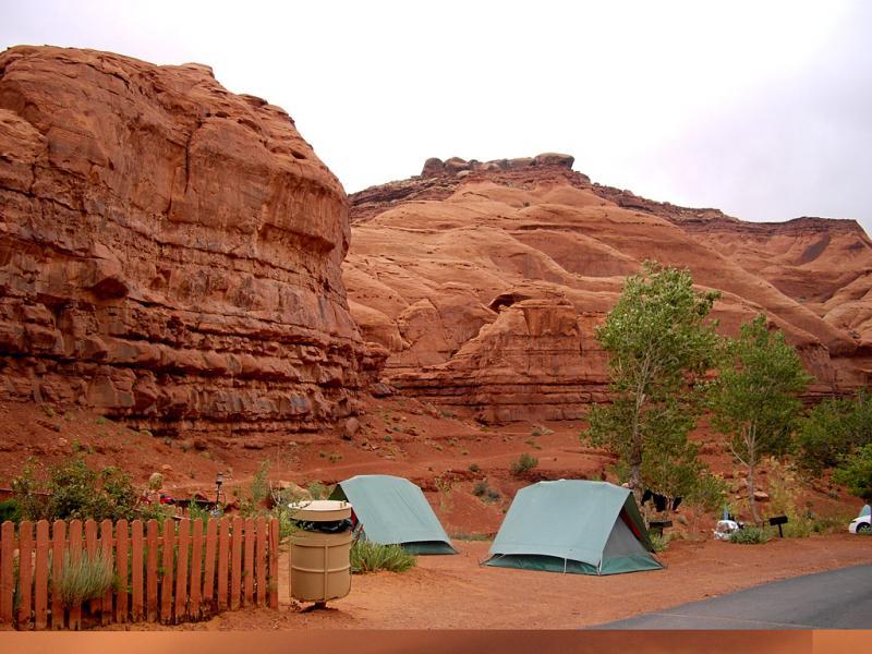 Camping in Monument Valley, Utah - PentaxForums.com
