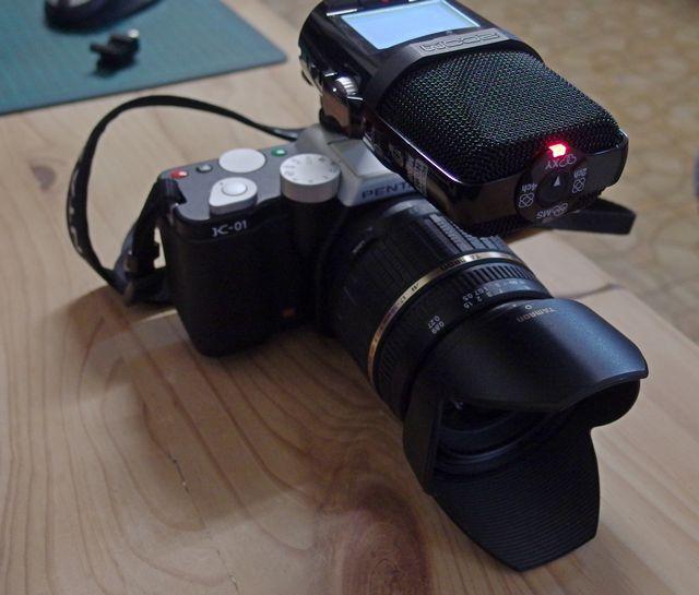PENTAX MX-1  Photo