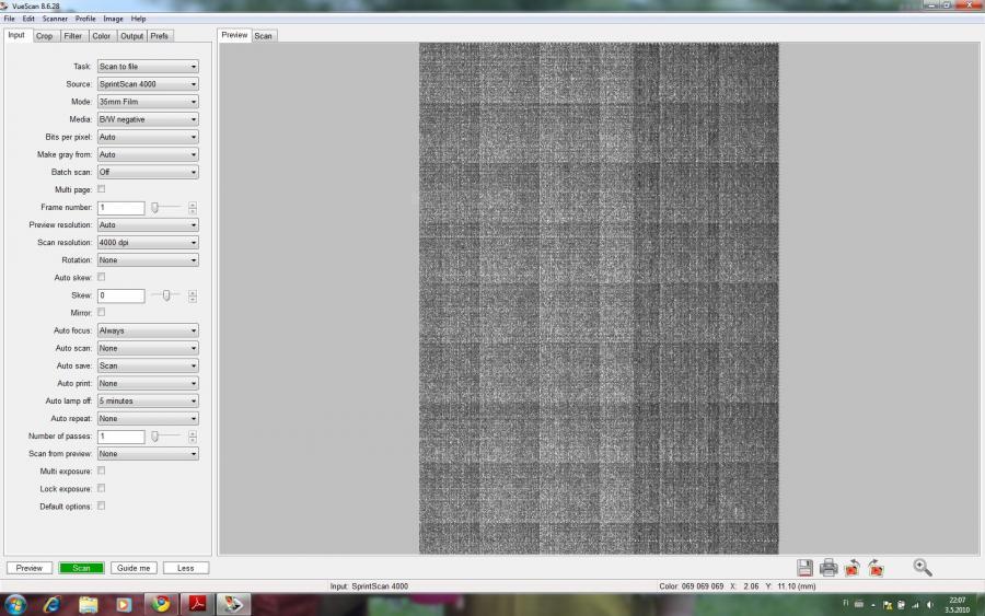 Problem with Polaroid Sprintscan 4000  Help! - PentaxForums com