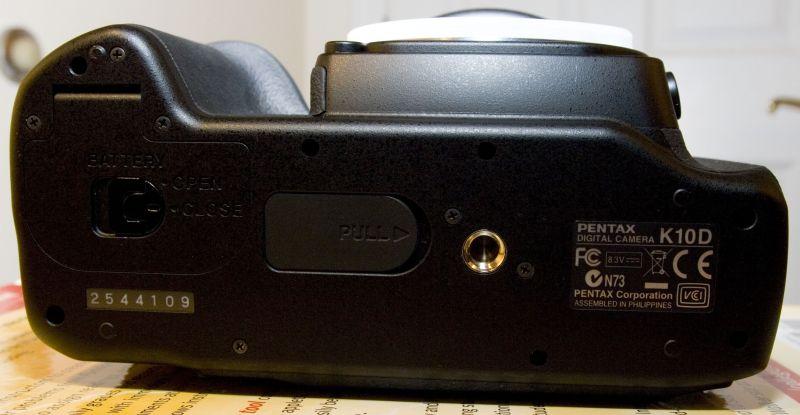 PENTAX K20D  Photo