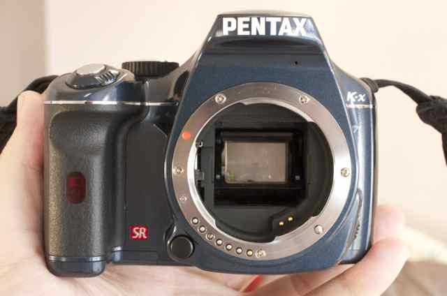 PENTAX K-5  Photo