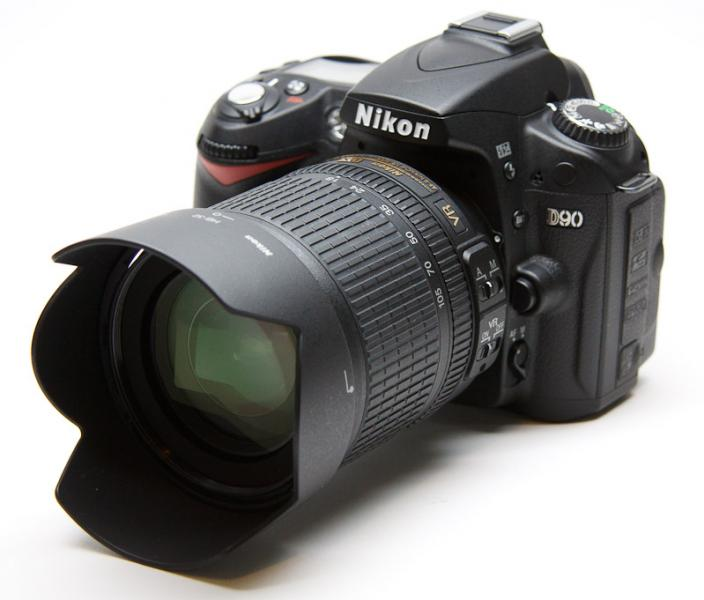 Nikon kit for sale d90 w 18 105mm 70 300mm vr and 35mm 1 8g us