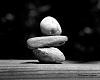 Stacking Rocks Minimalistic