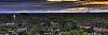 HDR panorama,australian landscape