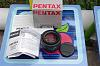 Pentax SMC FA 50mm mm f/1.4 Lens (Worldwide)