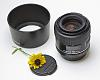 PENTAX-D FA 50mm F2.8 Macro and Sigma 180mm F/3.5 EX DG IF APO Macro Lens