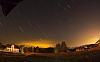 Velike Lasce Slovenia Night Sky
