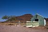 Arizona and Mexican desert