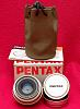 Pentax FA 43mm/1.9 Limited from the first production batch made in Japan (Worl