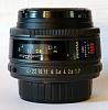 SMC Pentax-F 50mm f/1.7 (Worldwide)