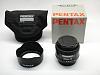 Pentax FA35mm f/2.0 AL lens (US)