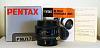 Pentax F50mm/1.7, Like New in Box