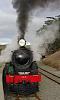 Weka Pass Steamtrain