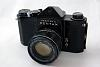 Black Honeywell Pentax H3 with Auto-Takumar f/1.8 55mm (US/CAN)