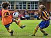 U8 Soccer Action