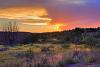 Rimrock Sunset (HDR)