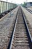 Trans-Siberian Train Tracks