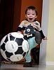 Young Footballplayer