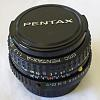 Pentax-A 50mm/1.7 lens (Worldwide)