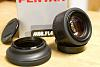 Prime sale:  FA50 f/1.4, FA 43 f/1.9 limited (black), Sigma 70mm macro (Worldw