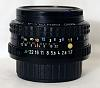 Pentax A 50mm/1.7 MF Lens (Worldwide)