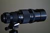 300mm f4 Takumar M42 Lens and Case (US)
