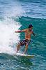 Early Winter Season Surf in Hawaii