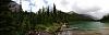 Lillian Lake Pano