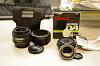 pentax DA 40mm f2.8 Limited 40/2.8 lens (US/CAN)