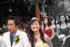 Wedding: happy Moment