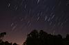 Startrails with built-in intervalometer on K-r