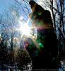 Grabbing the Sun -- Happy Solstice!