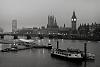 Foggy Thames
