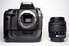 Pentax K20d + D-BG2 combo, Samsung XENON 18-55mm kit lens (US)