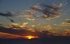 Cold Sunset X-mas Eve.