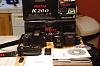 Pentax K20d + battery grip D-BG2 + 18-55mm II + remote + all boxes and m (Worl