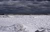 Snowy Beach...